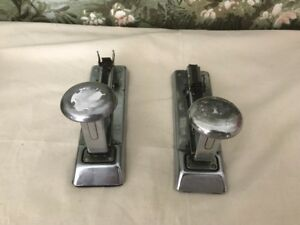 Vintage Lot 2 Ace Pilot 402 Fastener Staplers Corp Made In Usa