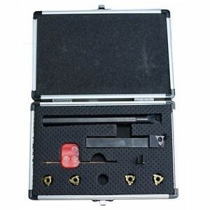 1 2 Threading Tool Set For Metal Lathes 1 2 Internal external Carbide