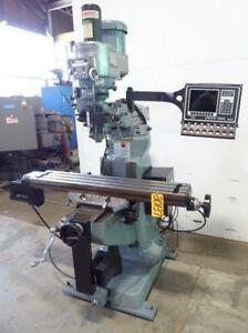 Bridgeport Proto Trak Mx2 Cnc Vertical Mill Series I 30137
