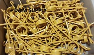50 Pack Heavy Duty Hay Rake Teeth Tines To Fit New Holland 55 56 57 256
