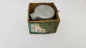 Crouse hinds V175 In Box Vintage Industrial Light Fixture Base