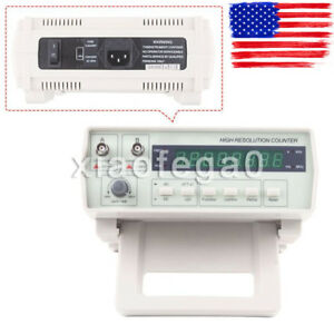 Vc3165 Radio Frequency Counter Rf Meter 0 01hz 2 4ghz Professional Tester In Usa