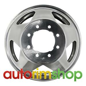 Ford F350 1999 2000 2001 2002 2003 2004 16 Oem Front Wheel Rim With Notches