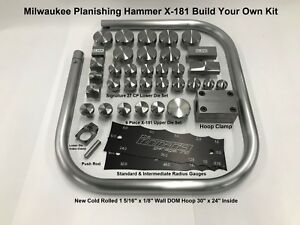 Milwaukee Planishing Hammer X 181 Build Your Own Kit