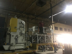 American Bms Broach Machine