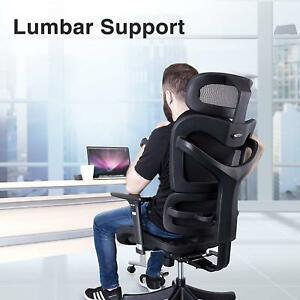 Ergonomic High Back Executive Computer Desk Task Mesh Office Chair