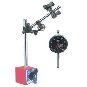 Teclock 0 1 Bf Dial Agd Indicator W Ttc Magnetic Base Set