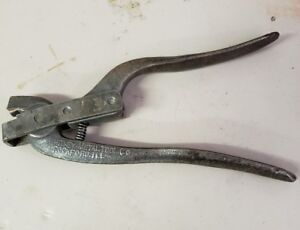 Vintage Whitney Metal Tool Co Cutter No 1412