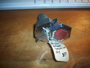 Used Packard 1955 1956 Hexagon Trunk Lock Cylinder Nice