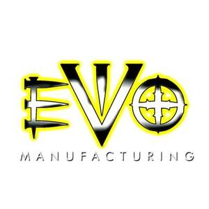 Evo Mfg Rear Bolt on Coilover Kit with C os Jk for Rear Dynatrac 60