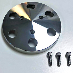 Machined Aluminum Sanden 508 Style A C Air Compressor Clutch Cover Faceplate