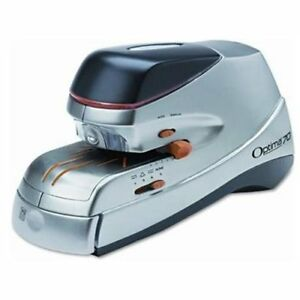 Swingline Optima 70 Electric Stapler 70 Sheets Capacity Silver swi48210