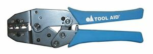 Sg Tool Aid 18900 Professional Ratcheting Terminal Crimper