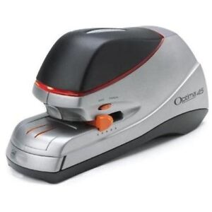 Swingline Optima 45 Electric Stapler 45 Sheets Capacity Silver swi48209