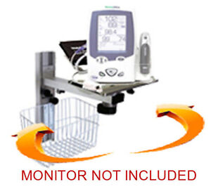 Wall Mount For Welch allyn Spot Lxi Monitor 3 Freedoms 13 Inch Rail