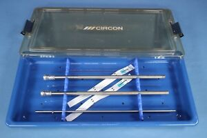 2x Davol Hydro Dissection Probe Set With Warranty