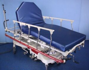 Hill rom Hillrom Transtar Stretcher With Gentle Ride Model P8020 With Warranty