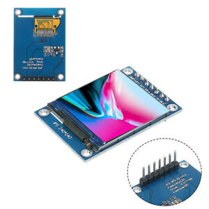 1 3 Ips Full Color 240x240 Tft Lcd Display Module St7789 Spi 3 3v For Arduino