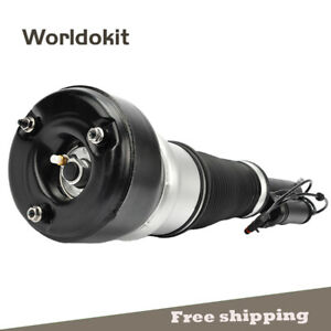 For Mercedes S550 W221 Front Airmatic Suspension Air Strut Shock Spring Assembly