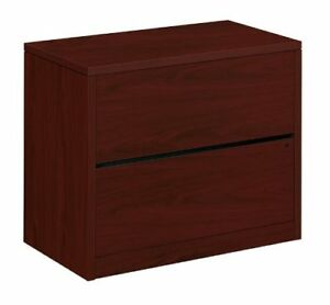 Hon 10500 Series Lateral File 36 X 20 X 29 5 Wood 2 X File Drawer s