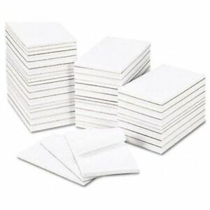 Universal Office Products 35625 Bulk Scratch Pads Unruled 5 X 8 White