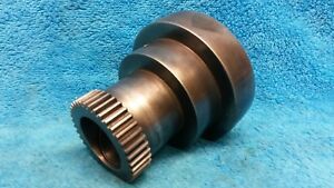 Nice Original South Bend 9 10k Metal Lathe Headstock Flat Belt Pulley Cone