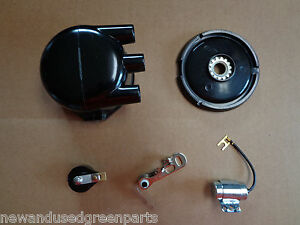 John Deere A B G H 50 60 70 Horizontal Distributor Cap Tune Up Kit