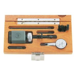 Tesa Brown Sharpe 599 849 Miti mite Mag Base Dial Test Indicator Set