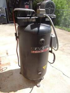 Black Max Industrial Air Compressor 80 Gal 5 Hp 3 Phase