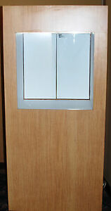 3pc Glass Store Showcase Front Window Jewelry Display Cases 68 X 32 X 18 5