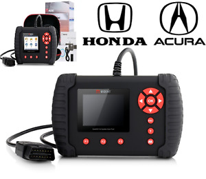Honda Acura Full System Oe level Obd2 Diagnostic Scan Tool Vident Ilink400