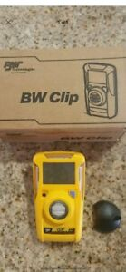 Brand New 24 Months Bw Gas Clip Model Bwc2 h H2s Monitor