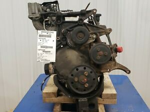 1997 Chevy Cavalier 2 2 Engine Motor Assembly 170 429 Miles Ln2 No Core Charge