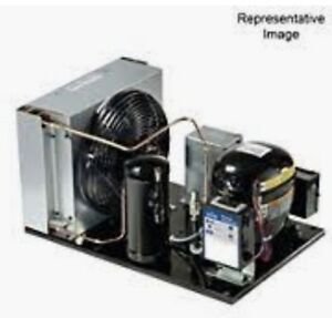 New Copeland Refrigeration Condensing Unit Ftah a150 tfd 020 460v 3p 1 1 2hp