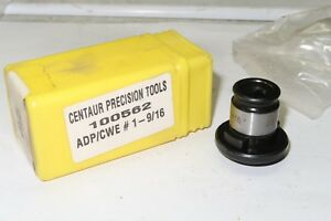 New Centaur Precision Tools Cwe 1 9 16 Quick Change Positive Drive Tap Adapter