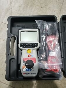 Megger Mit420 2 Battery Operated Megohmmeter 1000vdc G4036691