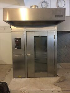 Hobart Hba2g Rack Oven Double Rack 2 In Stock With Proofer