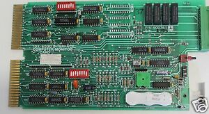 Thorn Automated Systems Tdx 6000 Interface Computer Monitor Card 900761 Fire