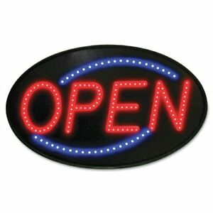 U s Stamp Sign Newton Led Sign open 21 Width X 13 Height 5583