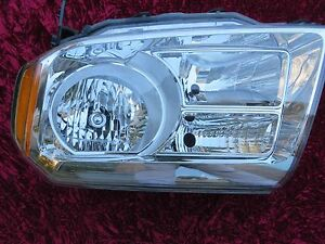 Honda Pilot 12 13 2014 15 Halogen Driver left Factory Headlight Lamp Assembly