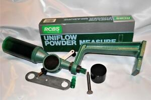 RCBS  Uniflow Powder Measure With Stand And EXTRAS