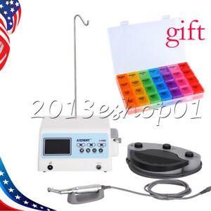 Dental Implant System A cube Surgical Brushless Motor W 20 1 Contra Handpiece