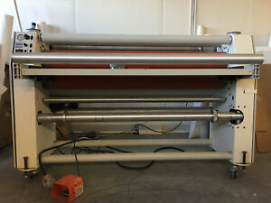Seal Image 600 Double Heat Roll Laminator Media 61 Wide