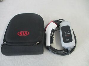 Oem Kia Soul Optima Electric Car Battery Charger Charging Plug Pse13 00084