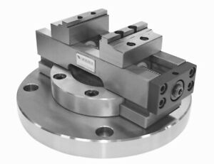 2 Self centering Cnc Vise Made In Taiwan 3900 2220