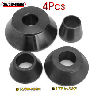 Us 4pcs Wheel Balancer Standard Taper Cone Coat For 36 38 40mm Shaft Accuturn