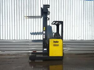 Yale Mr16h Used Reach Forklift Truck 2053