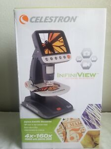 Celestron Infiniview Lcd Digital Microscope 44360