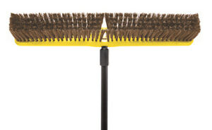 Blast Nastiest Crap Crud Faster Rcp9b170 Heavy Duty Push Broom Head