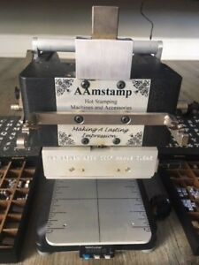 Aamstamp Hot Stamping Machine Accessories